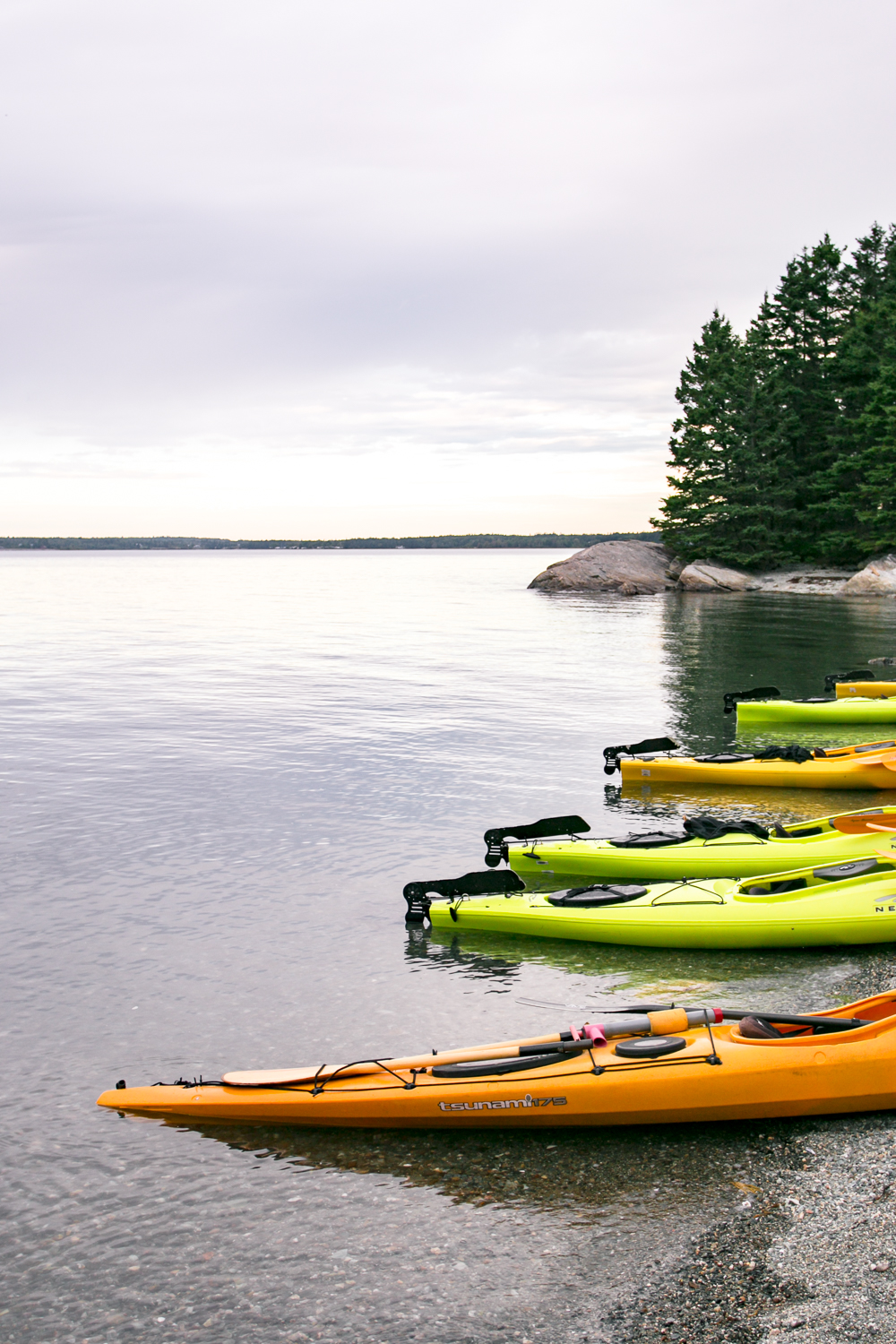 Sea kayaking adventure. Photo by: Margo Paige, The Overseas Escape