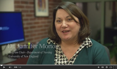 Jennifer Morton testimonial video