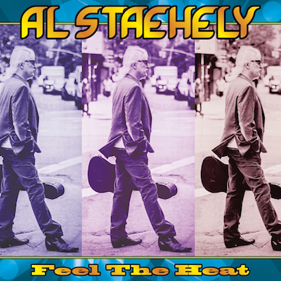 Al Staehely - Feel The Heat (Digital Single)