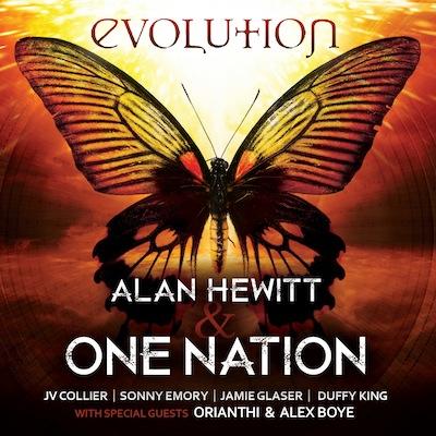 Alan Hewitt & One Nation - Evolution