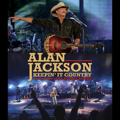 Alan Jackson - Keepin' It Country – Live At Red Rocks