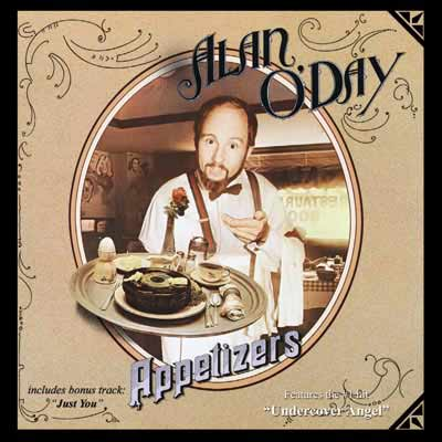 Appetizers by Alan O'Day