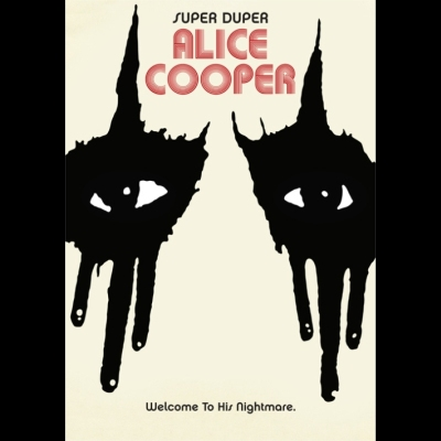 Super Duper Alice Cooper (DVD) by Alice Cooper