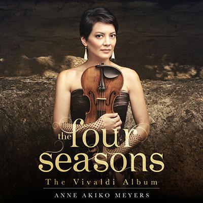 Four Seasons: The Vivaldi Album by Anne Akiko Meyers