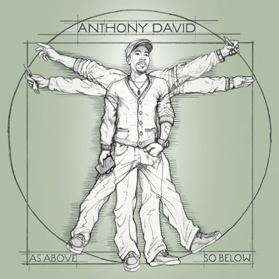 Anthony David - As Above, So Below