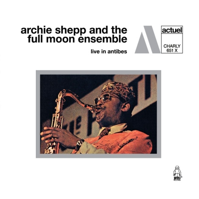 Live In Antibes by Archie Shepp