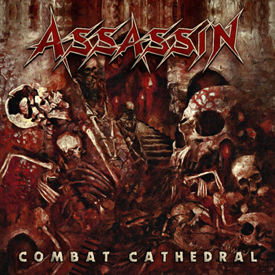 Assassin - Combat Cathedral