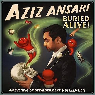 Aziz Ansari - Buried Alive (Vinyl)