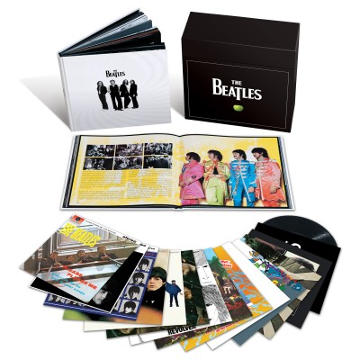 Vinyl Box Set by The Beatles