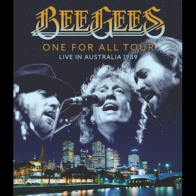 Bee Gees - One For All Tour Live In Australia 1989 (DVD/Blu-ray)