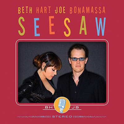 Seesaw by Beth Hart & Joe Bonamassa