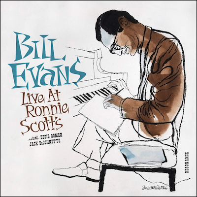Bill Evans - Live At Ronnie Scott's Vinyl (RSD Exclusive)