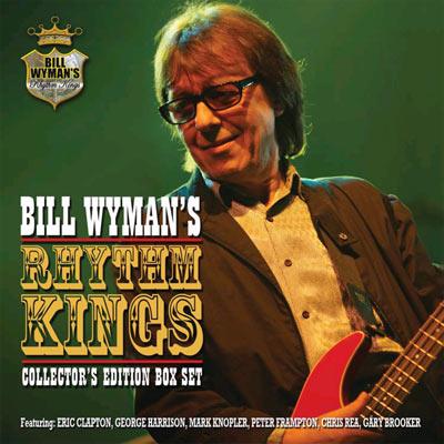 Bill Wyman's Rhythm Kings - Collector's Edition Box Set