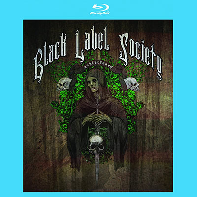 Unblackened (DVD/Blu-ray) by Black Label Society