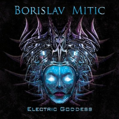 Electric Goddess by Borislav Mitic