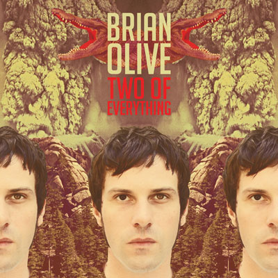 Brian Olive - Two Of Everything