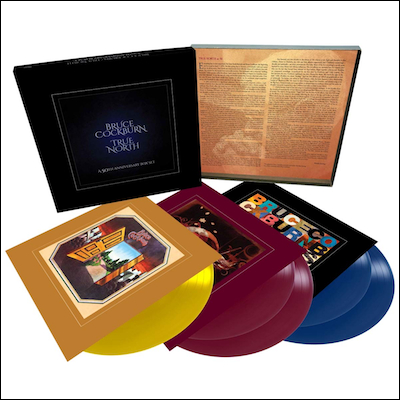 Bruce Cockburn - True North 50th Anniversary Box Set