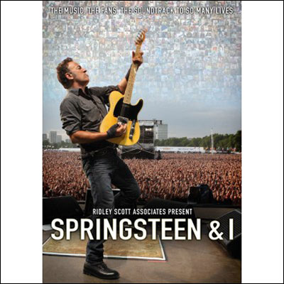 Springsteen & I (DVD/Blu-ray) by Bruce Springsteen