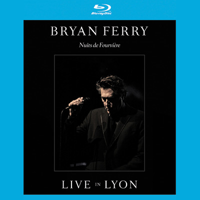 Live In Lyon (DVD/Blu-ray) by Bryan Ferry