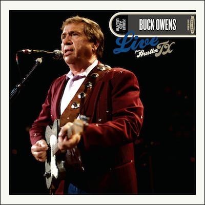 Buck Owens - Live From Austin, TX (LP+CD+DVD)