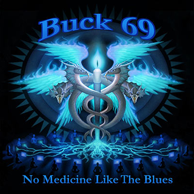No Medicine Like The Blues by Buck69
