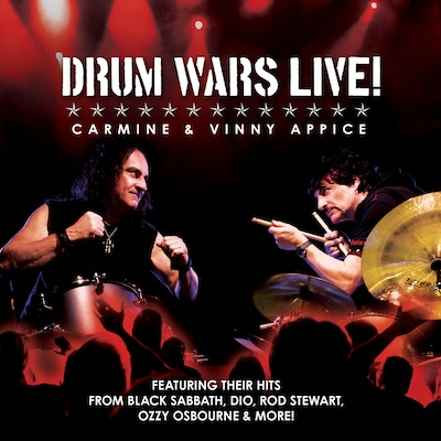 Drum Wars Live! by Carmine & Vinny Appice
