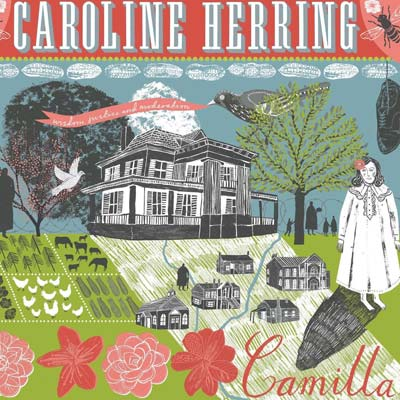 Camilla by Caroline Herring