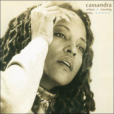 Traveling Miles (Vinyl Reissue) by Cassandra Wilson