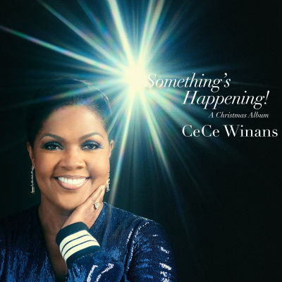 New Christmas Music Gospel 2020 CeCe Winans, Something's Happening! A Christmas Album New Music
