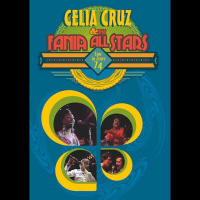 Celia Cruz - Live In Zaire (DVD)
