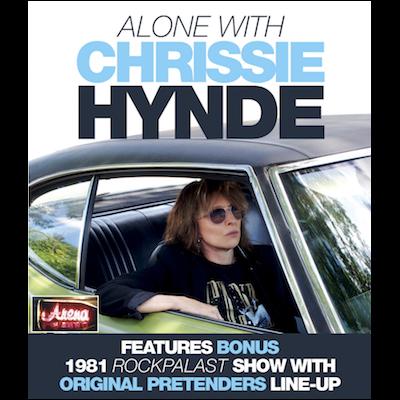 Chrissie Hynde - Alone With Chrissie Hynde (DVD/Blu-ray)