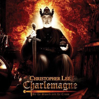 Christopher Lee - Charlemagne - By the Sword and the Cross