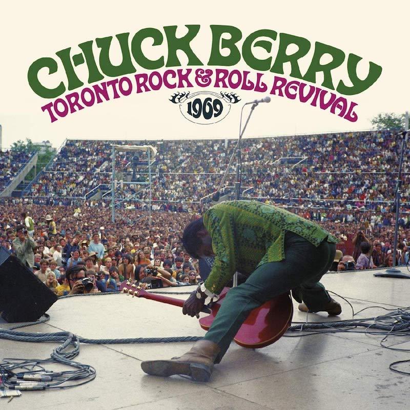 Chuck Berry - Toronto Rock & Rock Revival 1969