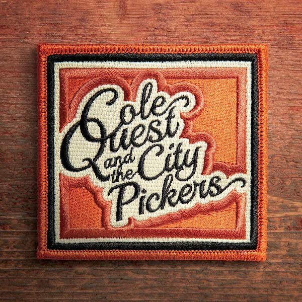 Cole Quest And The City Pickers - Self (En)Titled
