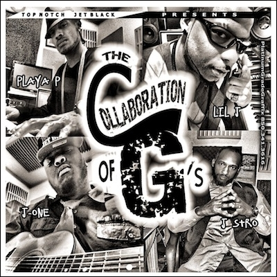 The Collaboration Of G's - All Worth It (Single)
