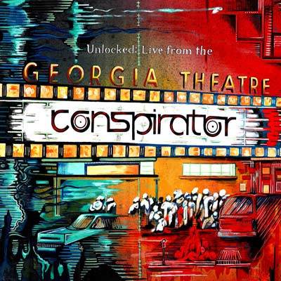 Conspirator - Unlocked - Live From The Georgia Theatre