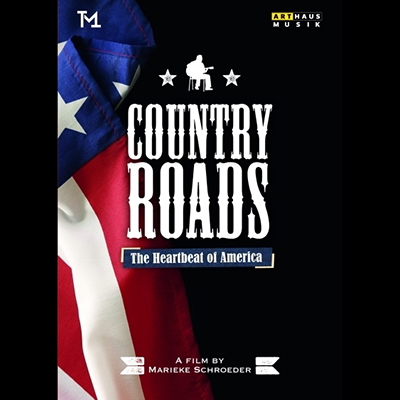 The Heartbeat Of America (DVD) by Country Roads