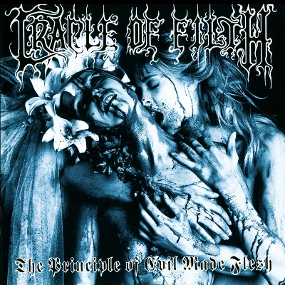 The Principle Of Evil Made Flesh (Vinyl) by Cradle Of Filth