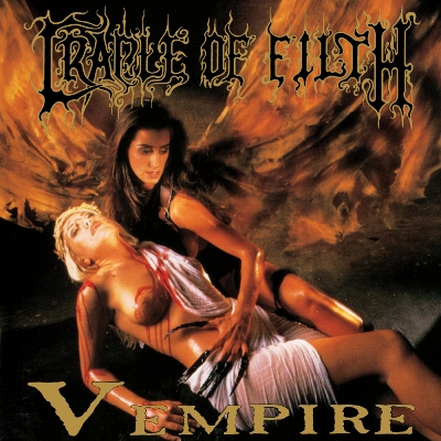 V Empire (Vinyl) by Cradle Of Filth