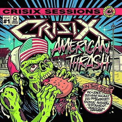 Crisix - Sessions #1: American Thrash