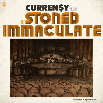 Curren$y - Presents The Stoned Immaculate