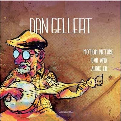 Dan Gellert - The Old-Time Tiki Parlour Presents