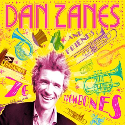 Dan Zanes and Friends - 76 Trombones