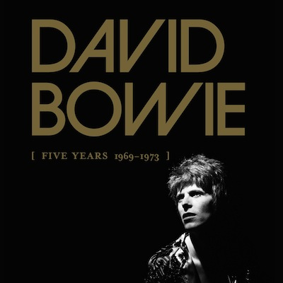 David Bowie - Five Years 1969-1973