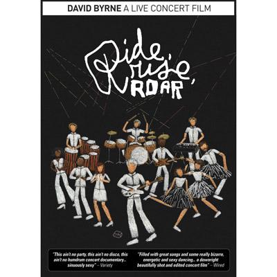 David Byrne - Ride, Rise, Roar (DVD)
