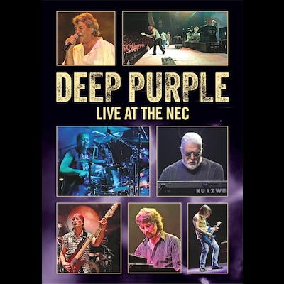 Deep Purple - Live at The Birmingham NEC (DVD)