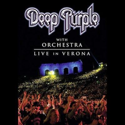 Live In Verona by Deep Purple