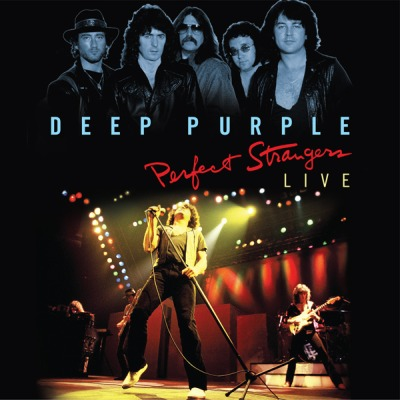 Perfect Strangers Live (CD/DVD) by Deep Purple
