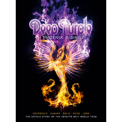 Deep Purple - Phoenix Rising (CD/DVD)