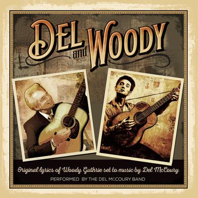 Del McCoury Band - Del & Woody